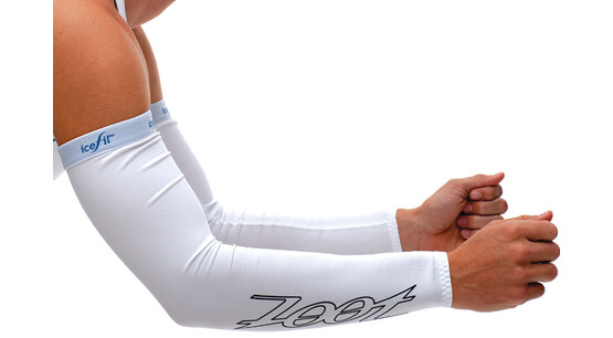 Zoot Icefil Arm Cooler white